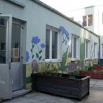 Innenhof IRGW